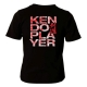 T-shirt Kendo Player
